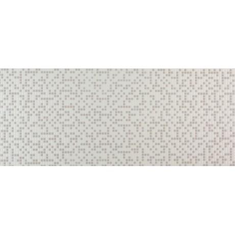 Dekor Pixel White 25x60