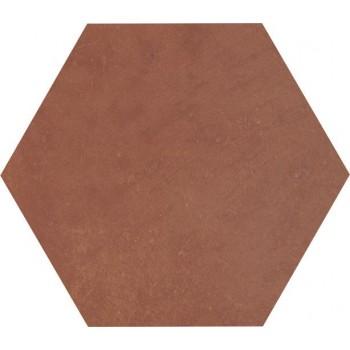 Heksagon Cotto Naturale 26x26