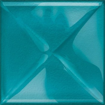 Glass Azure Inserto New 9,9x9,9