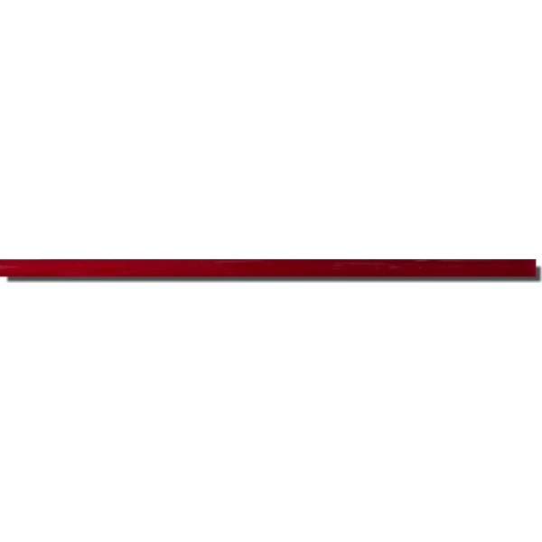 glass red border new 2x59,3 G.I