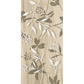Antonella Beige Wood Dekor 30x60