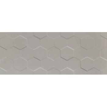 Elementary grey hex STR 748x298