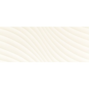 Elementary white wave STR 748x298