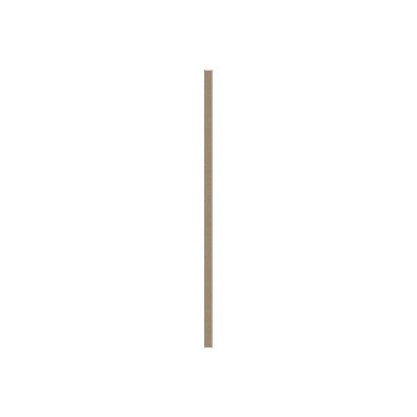 uniwersalna listwa szklana Sepiaa 2.3X75