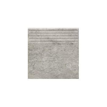 Stopnica podłogowa Gris grafit 333 x 333