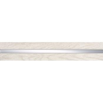 Listwa ścienna Inverno white 36x6,4