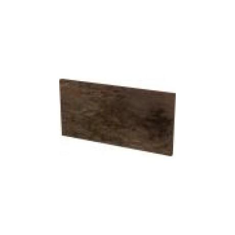 Płytka bazowa podstopnicowa brown 30x14,8