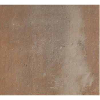 Stopnica prosta z kapinosem Scandiano Rosso 30x33