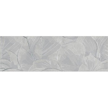 FLOWER CEMENTO LIGHT GREY INSERTO 24x74 G.I OPOCZNO