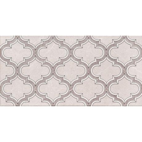Braid grey dekor ścienny 44.8x22.3 GAT.I