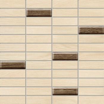 Moringa beige glass mozaika 298 x 298