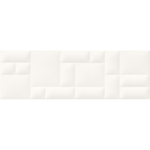 PILLOW GAME WHITE STRUCTURE 29x89