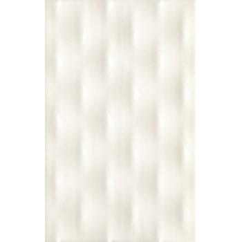 Nati Bianco Ściana Struktura 25 x 40
