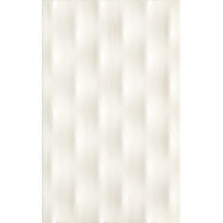 Nati Bianco Ściana Struktura 25x40 GAT.I