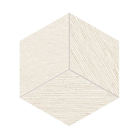 Mozaika Balance ivory STR 22,6x19,8