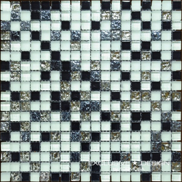 Glass and stone mosaic 300x300x8 Nr 3 A-MMX08-XX-003