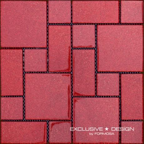 Glass mosaic 300x300x6 Nr 15 A-MGL06-XX-015