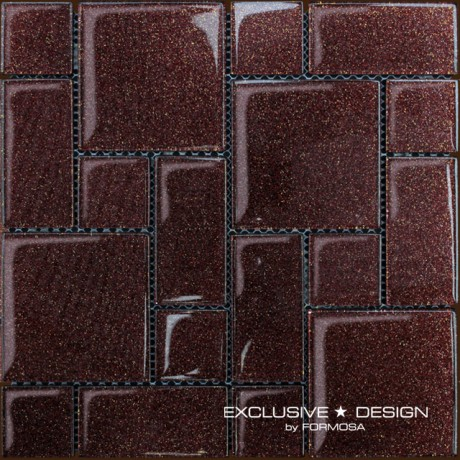 Glass mosaic 300x300x6 Nr 16 A-MGL06-XX-016