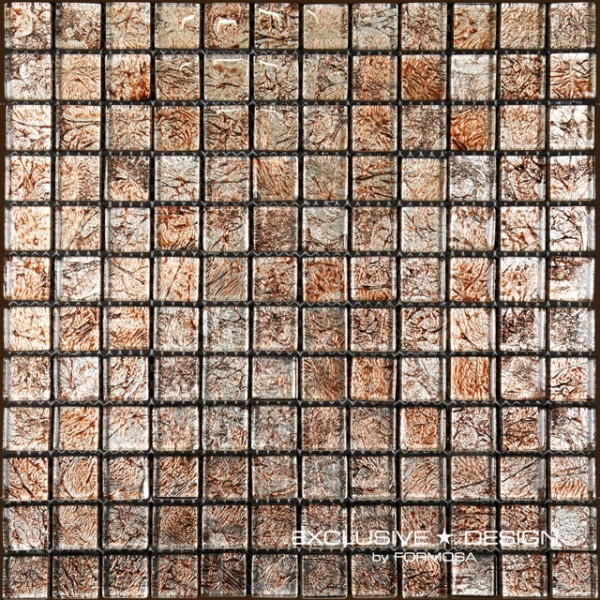 Glass mosaic 300x300x8 Nr 31 A-MGL08-XX-031