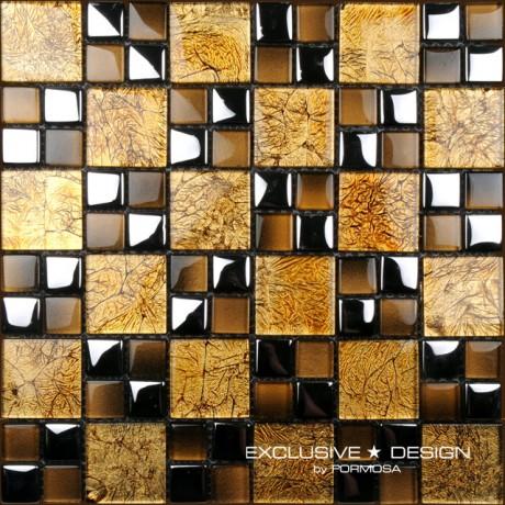 Glass mosaic 300x300x8 Nr 35 A-MGL08-XX-035