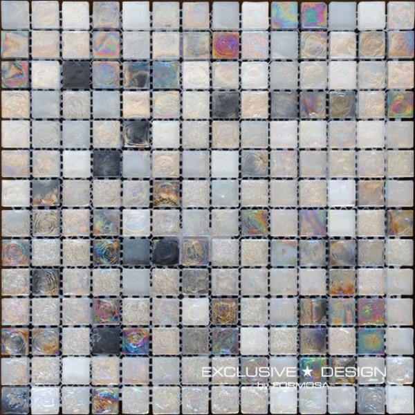 Glass mosaic 300x300x8 Nr 44 A-MGL08-XX-044