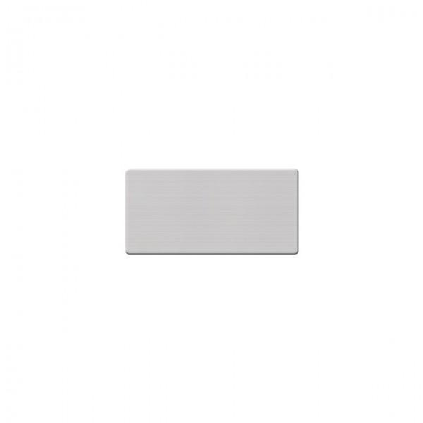 Mozaika szklana Componer srebrny mat 123x61x6 mm Nr 5 A-CGL06-XX-005