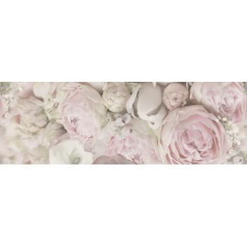 Glamour Flower B PŁYTKA ŚCIENNA 25x75