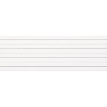 Premium White Matowa ściana 25x75