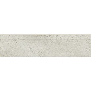 Newstone White Steptread  29,8 x 119,8