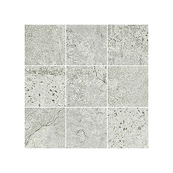 Newstone Light Grey Mosaic Matt Bs  29,8 x 29,8