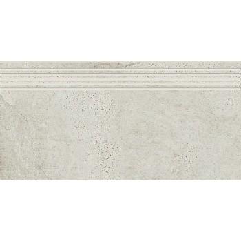 Newstone White Steptread 29,8 x 59,8