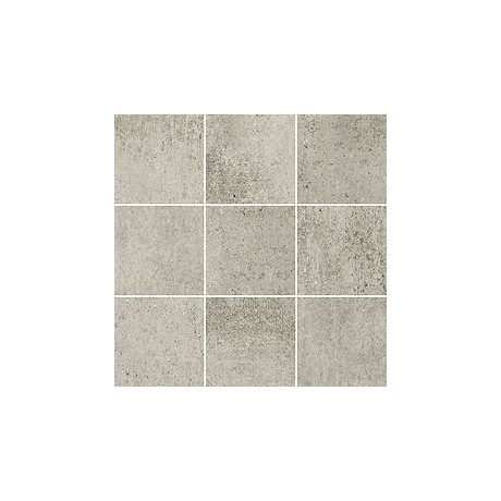 Grava Light Grey Mosaic Matt Bs  29,8 x 29,8