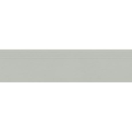 INDUSTRIO GREY STOPNICA MAT REKTYFIKOWANA 29.6X119.8