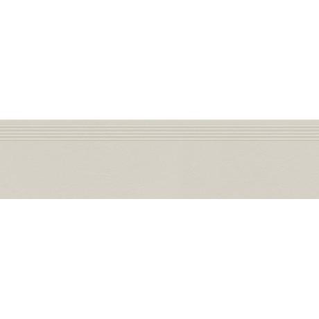 INDUSTRIO LIGHT GREY STOPNICA MAT REKTYFIKOWANA 29.6X59.8