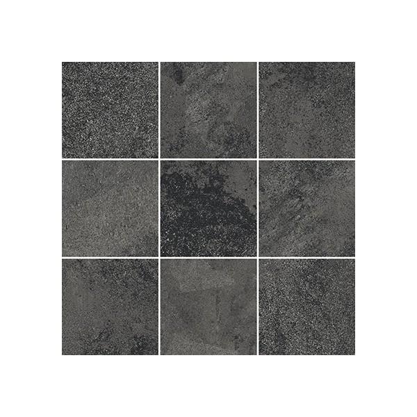 Quenos Graphite Mosaic Matt Bs 29,8x29,8 GAT.I