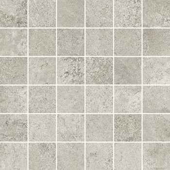 Quenos Light Grey Mosaic...