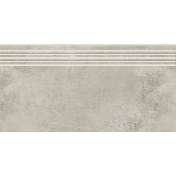 Quenos Light Grey Steptread...