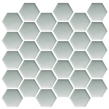 Platinum Hexagon mosaic...