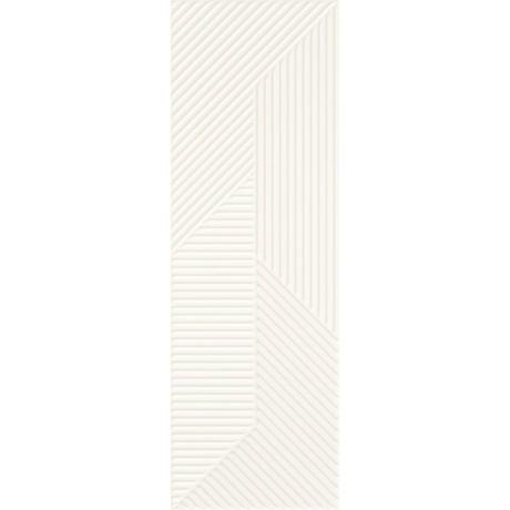 Woodskin Bianco Ściana B Struktura Rekt.29.8x89.8 GAT.I