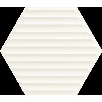 Woodskin Bianco Heksagon...