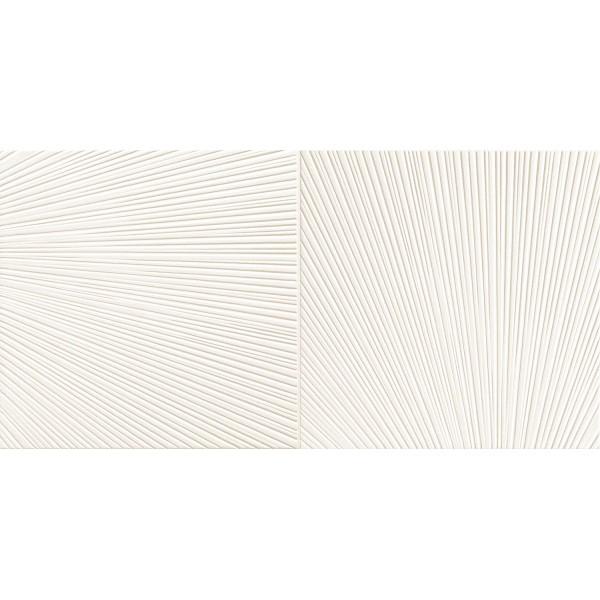 Bafia white 2 60,8x30,8 GAT.I