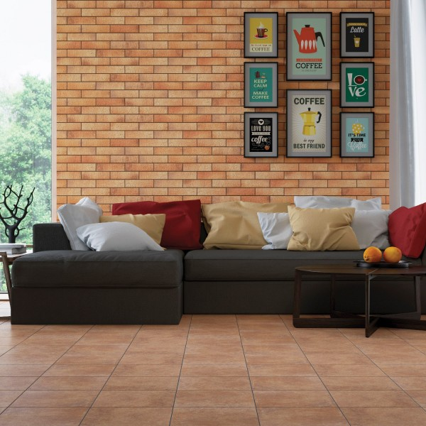 Loft Brick chili 245x65x8