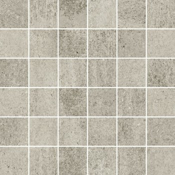 Grava Light Grey Mosaic...