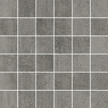 Grava Grey Mosaic Matt...