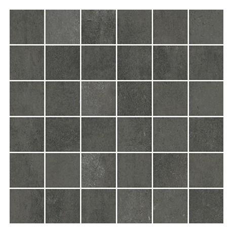 Grava Graphite Mosaic Matt 29,8x29,8 GAT.I