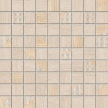 Woodbrille beige mozaika...