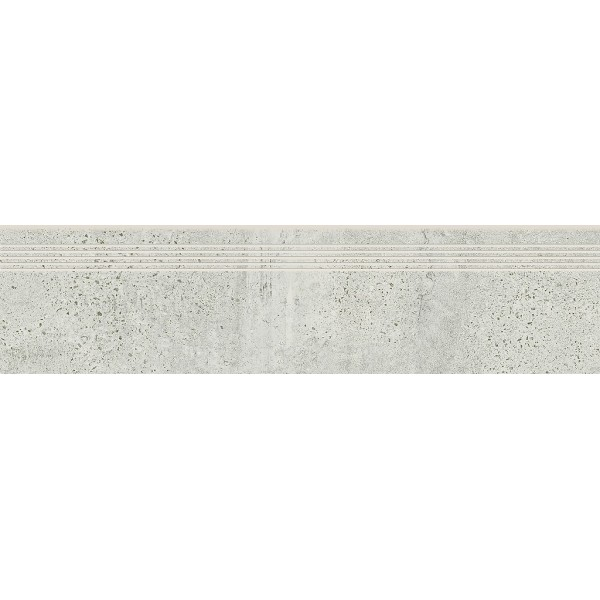 Newstone Light Grey Steptread 29,8x119,8 GAT.I