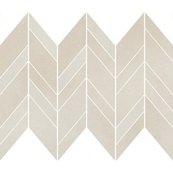 SAFARI CREAM CHEVRON MIX...