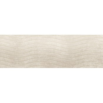 TORANA cream 3D satin 24x74...