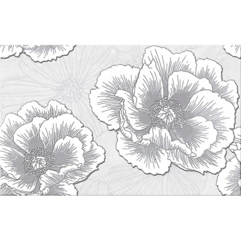 FERRATA grey inserto flower...